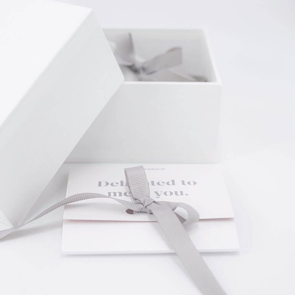 Personalized and unique Sanda Vidmar packaging