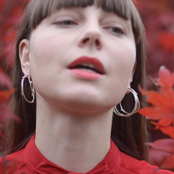 Forest Earrings, Twigs Collection