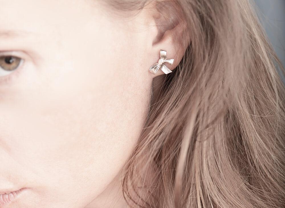 Faith earrings, set of two