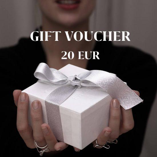 Gift voucher 20EUR image